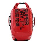 SUPERDRY-SCUBA BACKPACK-(RED)