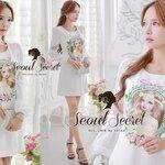 Seoul Secret Say's... Pearl Princess Dress