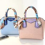 กระเป๋าถือ MIAMIA มี 4สี สวยสไตล์เกาหลี [ขายส่ง 550.-]