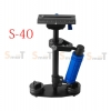 S-40 Handheld Stabilizer 0-3KG Flycam Steadycam Steadicam Video Camera