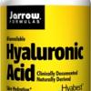 Jarrow Formulas, Hyaluronic Acid, 50 mg, 120 Capsules