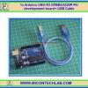 1x Arduino UNO R3 ATMEGA328P-PU development board+ USB Cable