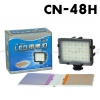 Continuous Lighting CN - 48H LED video light