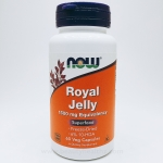 Now Foods, Royal Jelly, 1500 mg, 60 Veg Capsules