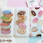 เคสไอโฟน 7/8 เคสไอโฟน เคสไอโฟน7 เคสไอโฟน8 Iphone8 iphone7 iphone case Soft I Love Donut